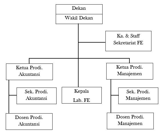 organisasi fe